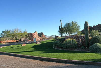Queen Creek Residential Lots & Land For Sale: 26456 N El Pedregal Circle