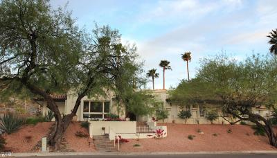Phoenix Single Family Home For Sale: 7801 N Dreamy Draw Drive