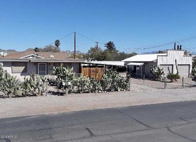 Apache Junction Single Family Home For Sale: 2774 W 5th Avenue