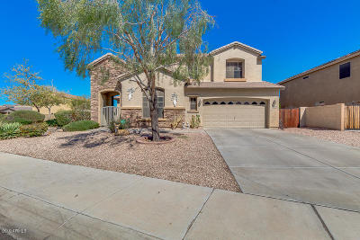 Sun City Single Family Home For Sale: 12038 W Candelaria Court