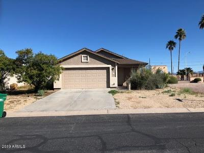 Apache Junction Single Family Home For Sale: 612 E 9th Avenue