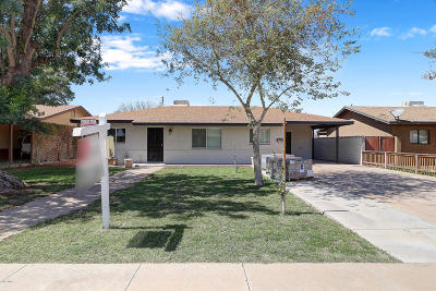 Phoenix Single Family Home For Sale: 2226 N 28th Place