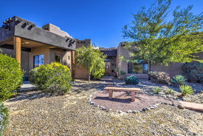 Casa Grande Single Family Home For Sale: 11485 N Bellariva Drive