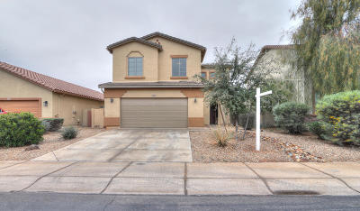 Maricopa Single Family Home For Sale: 41197 W Cielo Lane