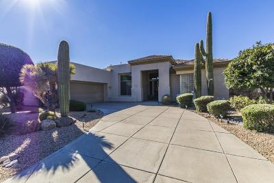 Scottsdale Single Family Home For Sale: 6593 E Evening Glow Drive