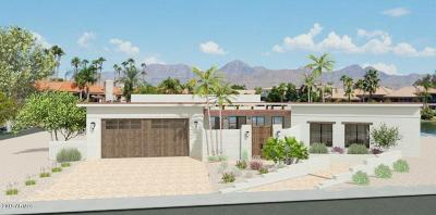 Scottsdale Single Family Home For Sale: 8211 N Via De Lago