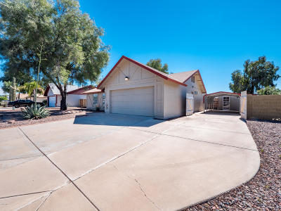 Mesa Single Family Home For Sale: 4803 E Evergreen Street