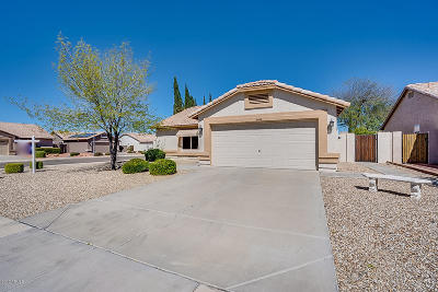 Peoria Single Family Home For Sale: 10666 W Potter Drive
