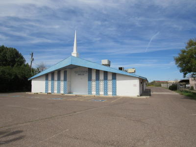 Commercial For Sale: 1248 E Roeser Road
