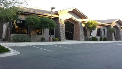 Tempe Commercial Lease For Lease: 2133 E Warner Road #105