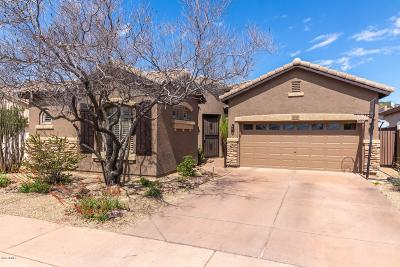Single Family Home For Sale: 3114 W Eagle Claw Drive