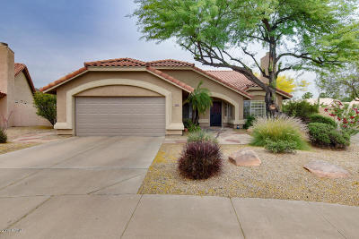 Phoenix Single Family Home For Sale: 4342 E Rocky Slope Drive