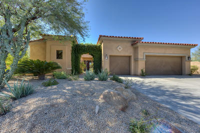 Scottsdale Single Family Home For Sale: 8135 E Windwood Lane
