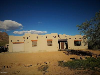 Apache Junction Single Family Home For Sale: 103 S Sixshooter Road