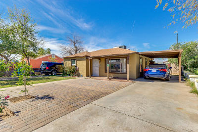 Phoenix Single Family Home For Sale: 6606 S 6th Avenue