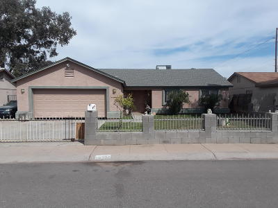 Phoenix Single Family Home For Sale: 5908 W Pierce Street W