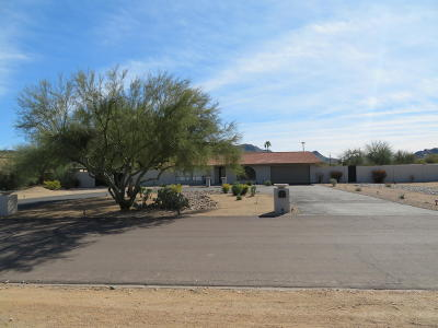 Phoenix Single Family Home For Sale: 4001 E Beryl Lane