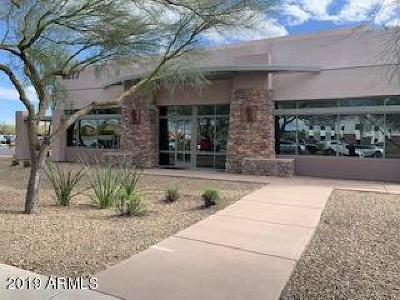 Commercial For Sale: 6677 W Thunderbird Road #A101