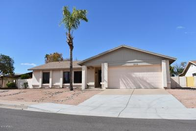 Chandler Single Family Home UCB (Under Contract-Backups): 2312 W El Alba Way
