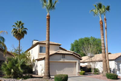 Phoenix Single Family Home For Sale: 4320 E Morrow Drive