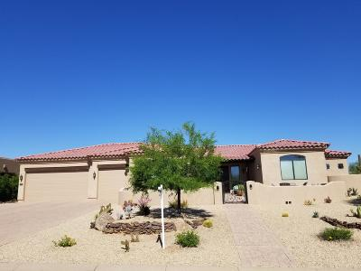 Rio Verde Single Family Home For Sale: 27116 N Javelina Trail