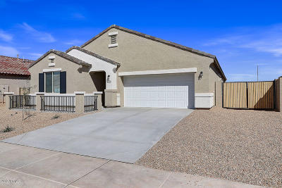 Maricopa AZ Single Family Home For Sale: $239,990