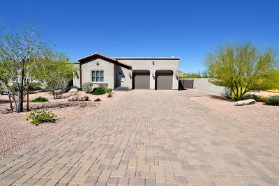 Scottsdale Single Family Home For Sale: 35404 N 87th Place