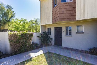 Phoenix Condo/Townhouse UCB (Under Contract-Backups): 6030 N 15th Street #1