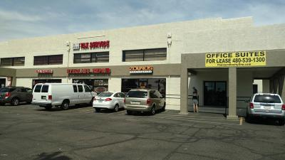 Mesa Commercial Lease For Lease: 801 S Power Road #202