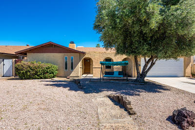 Phoenix Single Family Home For Sale: 6021 N 10th Street