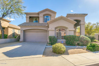 Scottsdale Single Family Home For Sale: 14283 E Thoroughbred Trail