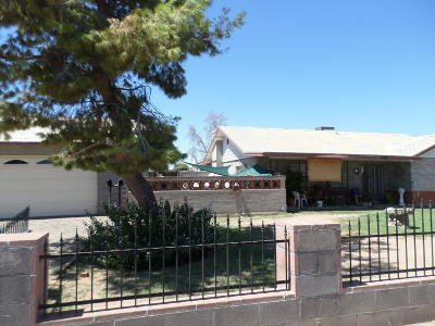 Phoenix Single Family Home For Sale: 3042 N 37th Street