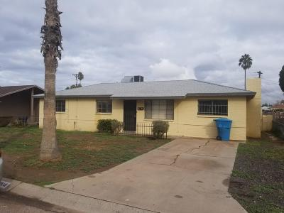 Phoenix Single Family Home For Sale: 1914 E Mobile Lane
