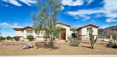 Gold Canyon Single Family Home For Sale: 10904 E Walking Stick Way