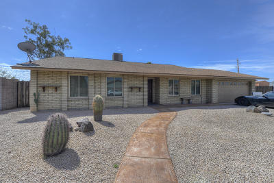 Phoenix Single Family Home For Sale: 4401 E Phelps Road