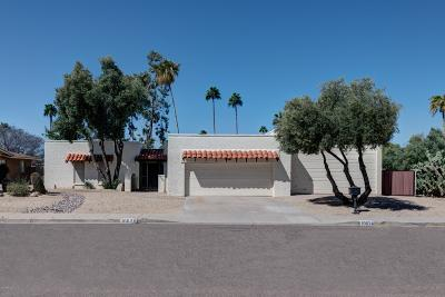 Phoenix Single Family Home UCB (Under Contract-Backups): 10626 N 44th Court
