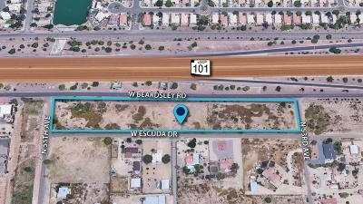 Glendale Residential Lots & Land For Sale: 5336 W Escuda Drive