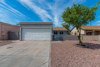 Glendale Single Family Home For Sale: 10010 N 66th Lane