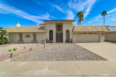 Sun City Single Family Home For Sale: 18409 N Welk Drive