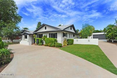 Phoenix Single Family Home For Sale: 1808 E Missouri Avenue