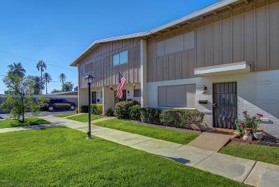 Phoenix Condo/Townhouse For Sale: 2425 W Missouri Avenue #5305
