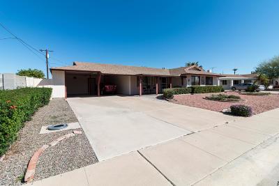 Sun City AZ Single Family Home For Sale: $224,900