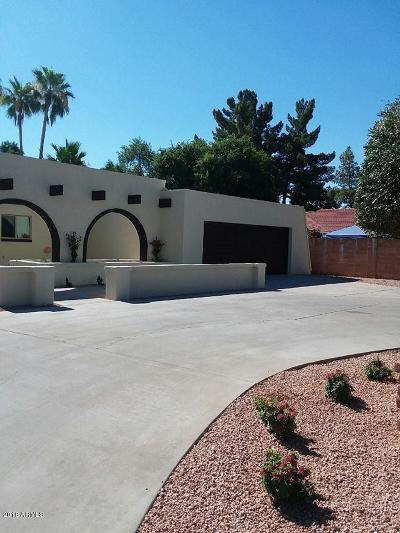 Phoenix Single Family Home For Sale: 8007 N 7th Avenue