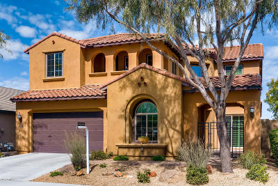 Phoenix Single Family Home For Sale: 3750 E Ringtail Way