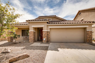 Queen Creek Single Family Home For Sale: 22301 E Via Del Rancho