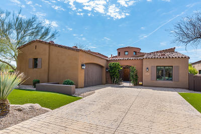 Scottsdale Single Family Home For Sale: 8505 E Angel Spirit Drive