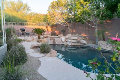 Scottsdale Single Family Home For Sale: 11457 E Blanche Drive