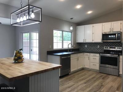 Mesa Single Family Home For Sale: 6609 E Russell Street