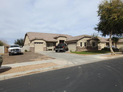 Queen Creek Single Family Home For Sale: 21944 E Domingo Road