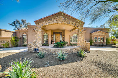 Paradise Valley Single Family Home For Sale: 6601 E Caron Drive